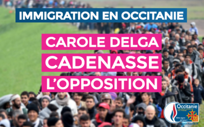Evaluation de l'immigration en Occitanie : Delga cadenasse l'opposition