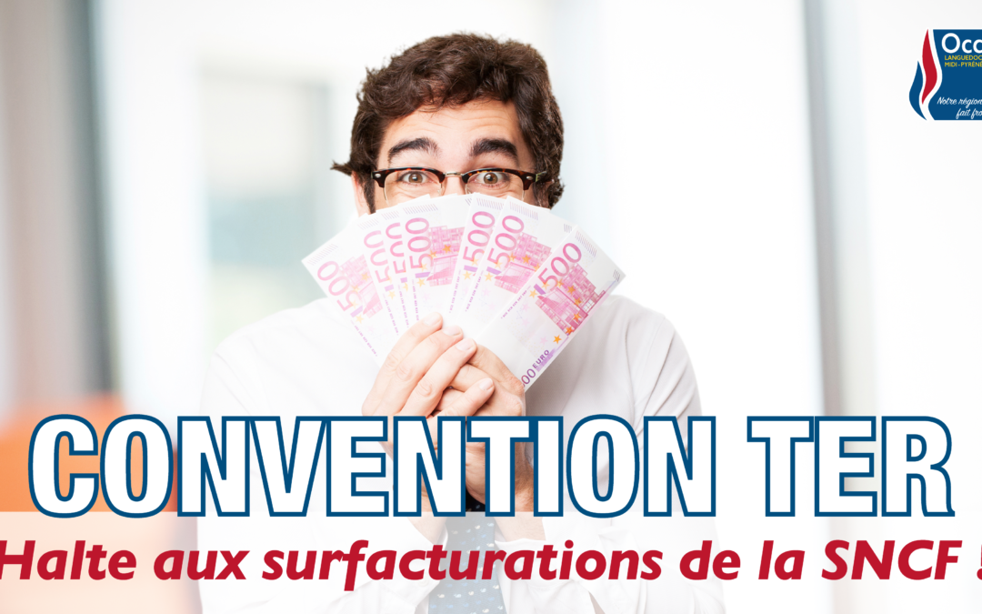 Convention SNCF : Halte aux surfacturations !